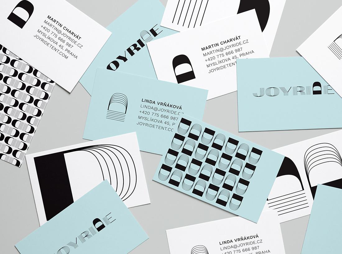 JOYRIDE-TENT-visual-identity